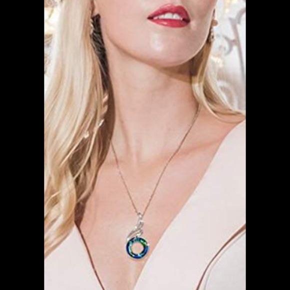 59f254191 Kate Lynn Jewelry | Nirvana Of Phoenix Crystal Necklace Earrings Set ...